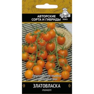 Семена томатов Златовласка